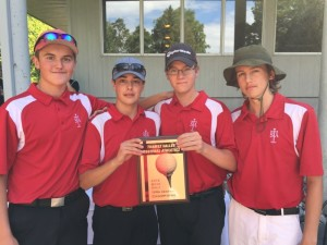 STA boys golf 1
