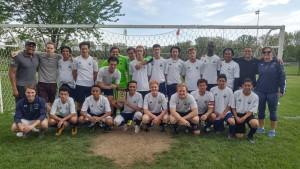 Laurier Boys Soccer