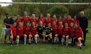 Oakridge Girls Soccer